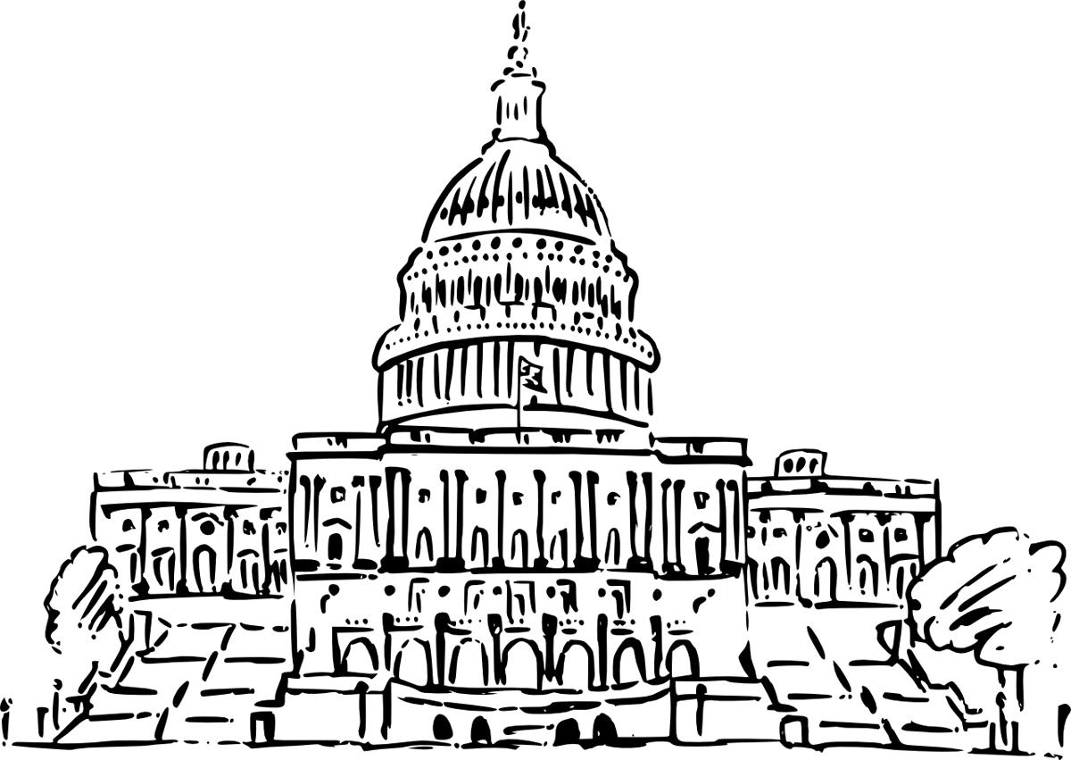 Tell trails move america. Congress clipart congress us