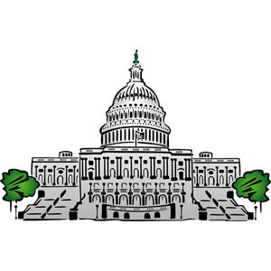 Cliparts zone . Congress clipart congress us