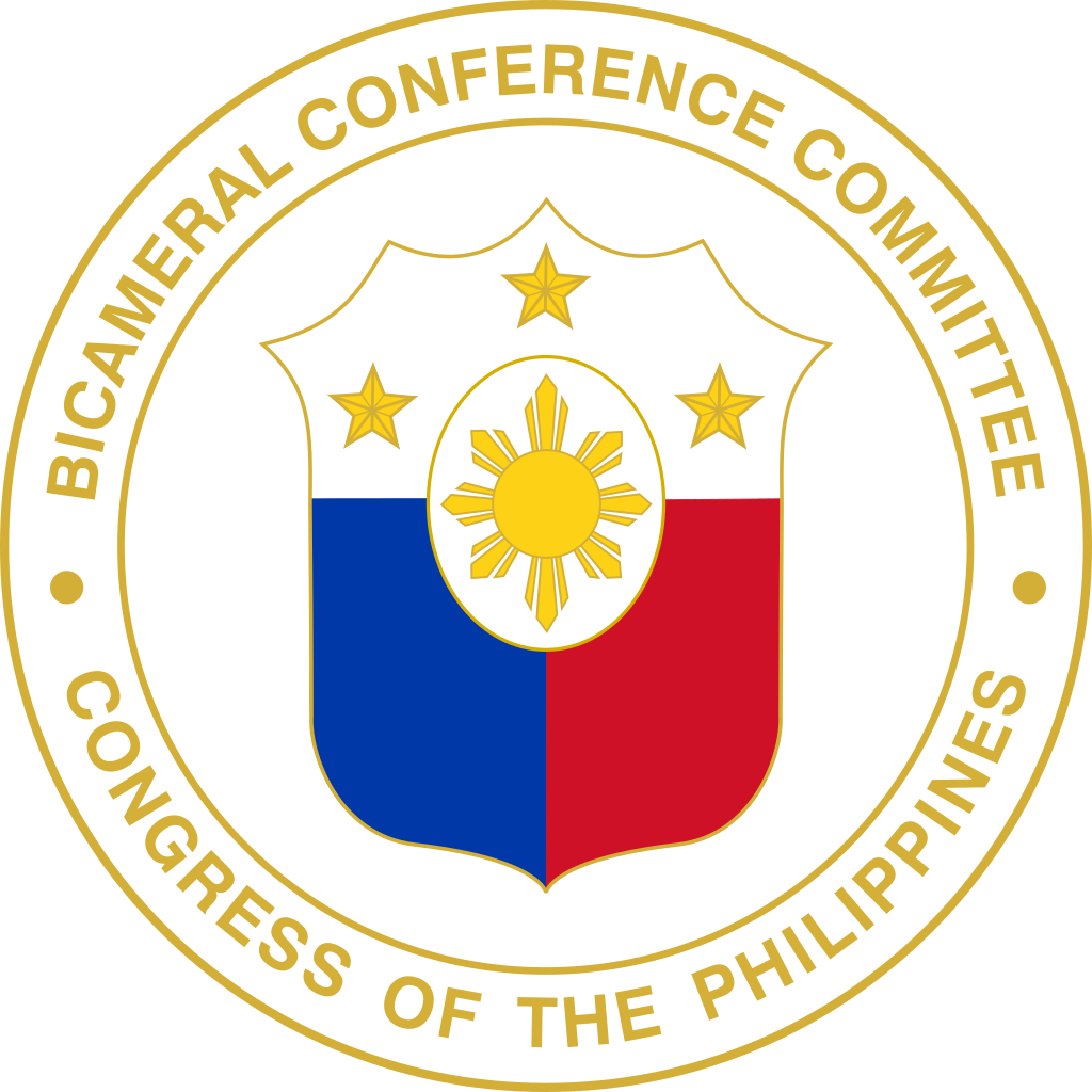 File bicameral conference committee. President clipart constitutional convention