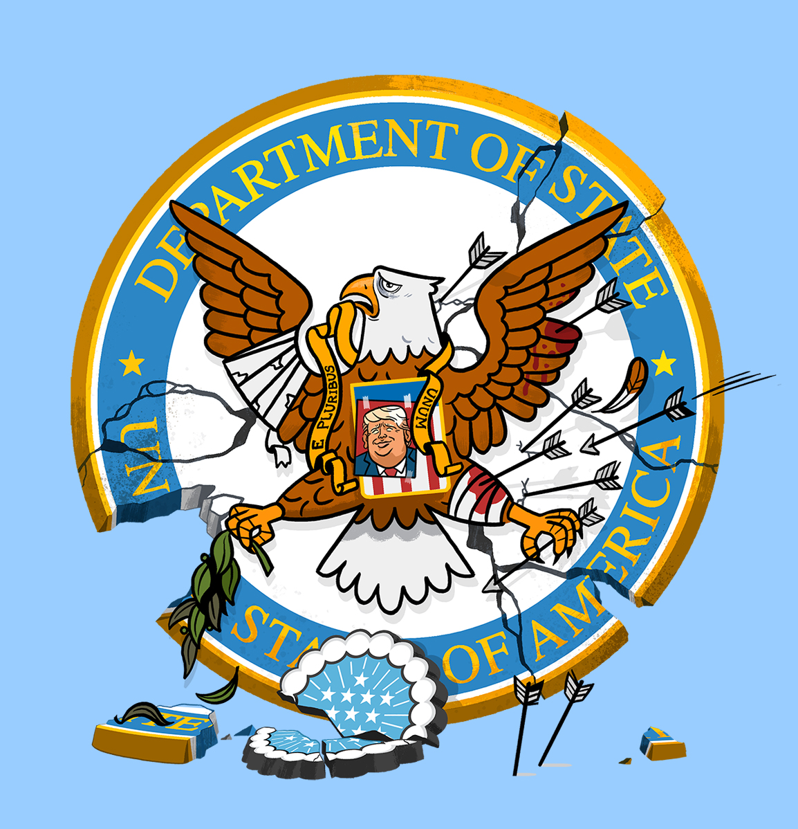 How the trump administration. Congress clipart foreign policy