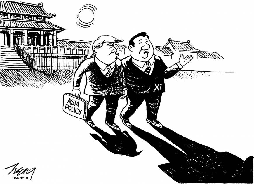 Trump s asia visit. Congress clipart foreign policy
