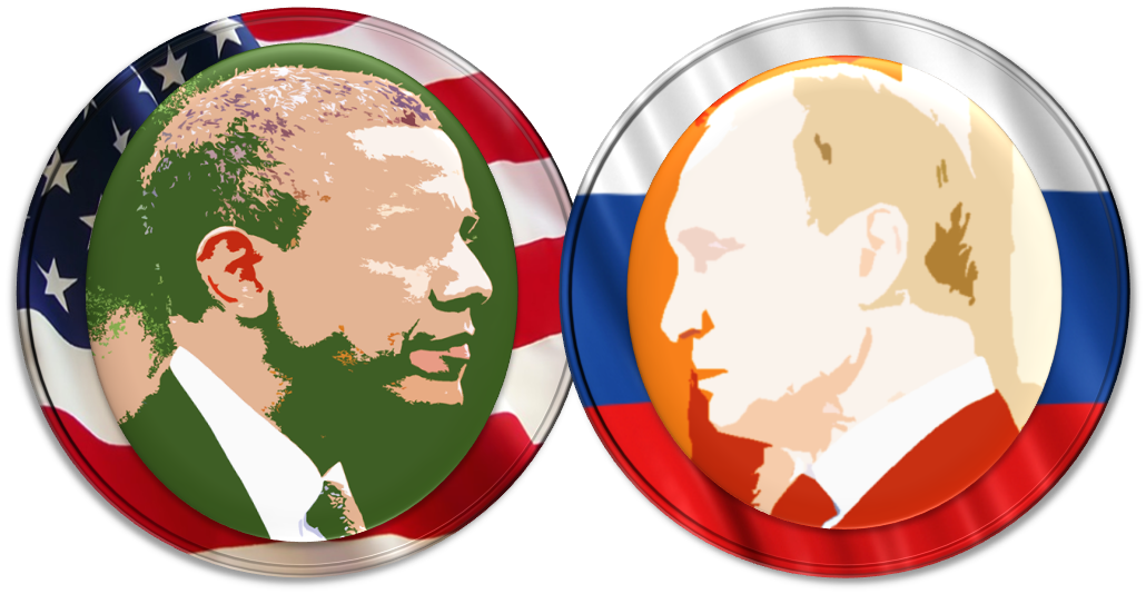 Putin obama and the. Congress clipart foreign policy