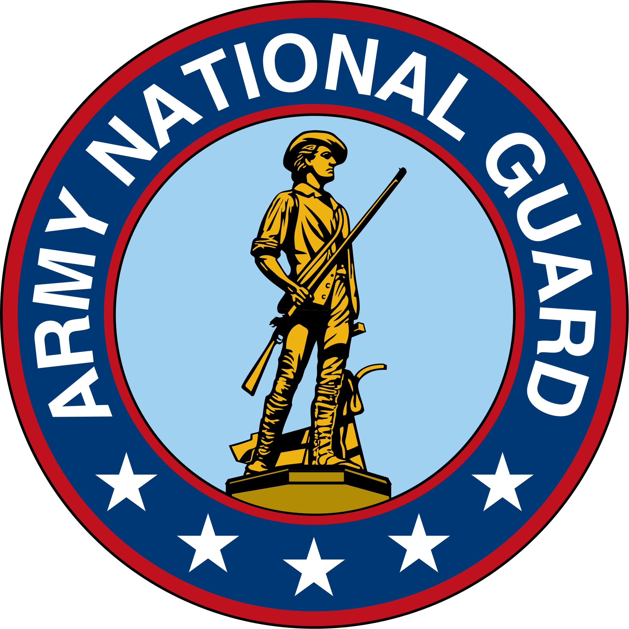 National guard of the. Fighting clipart altercation