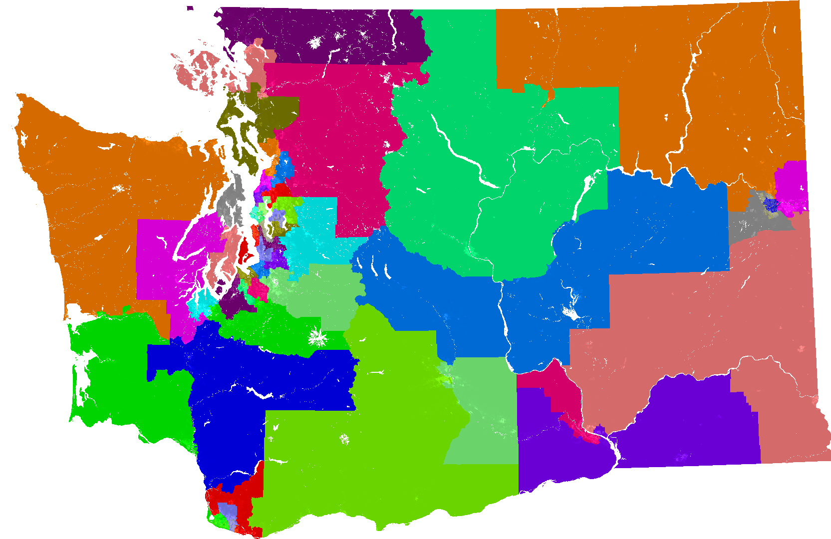 Politics clipart gerrymandering. Washington house of representatives