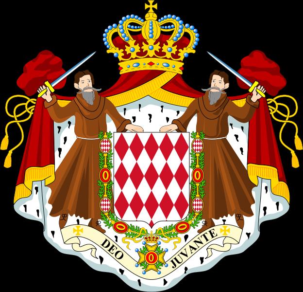 Congress clipart paris treaty. Monaco grimaldi dynasty with