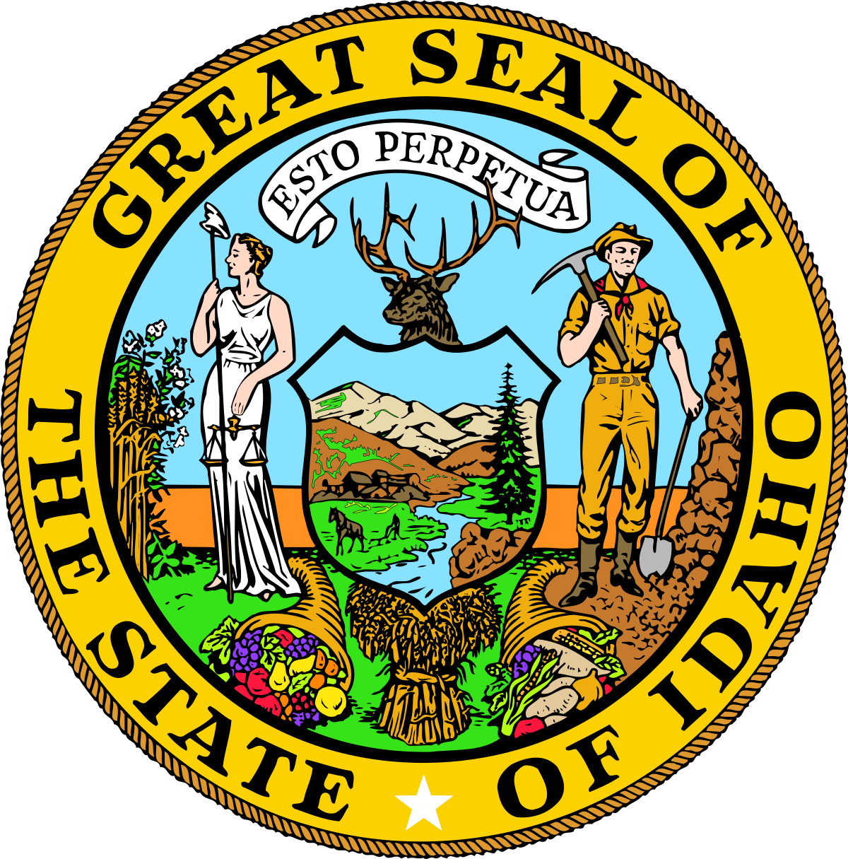 Democracy clipart bicameral legislature. Idaho wikipedia