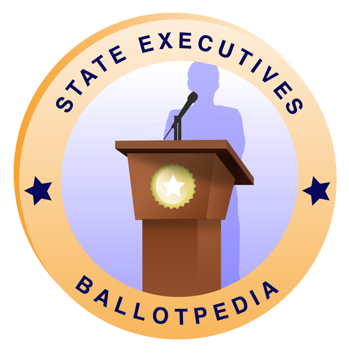 President clipart lieutenant governor. Gubernatorial and legislative party