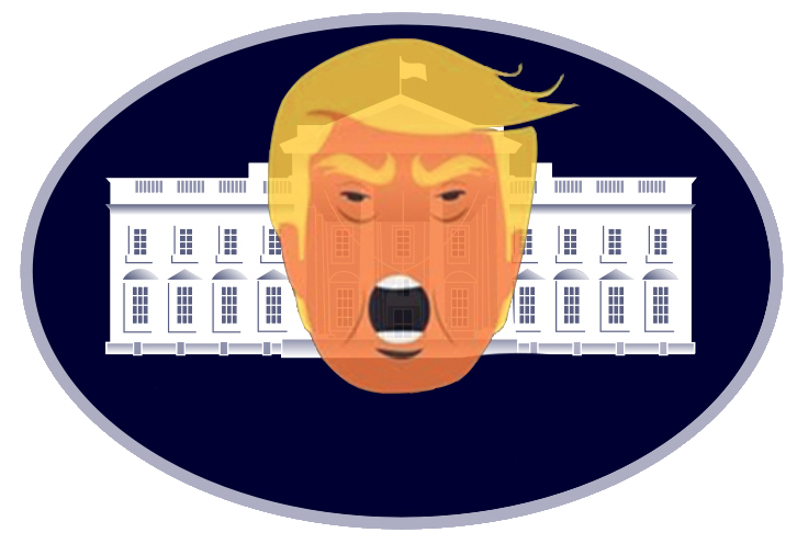 Congress clipart whitehouse. Budget spending the drumpf