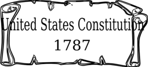Constitution clipart. Clip art at clker