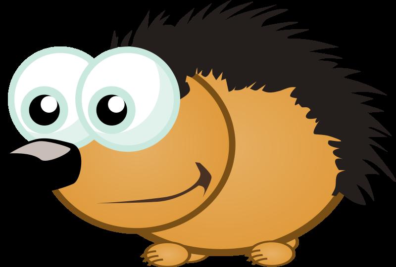 West clipground hedgehogs. Fox clipart hedgehog