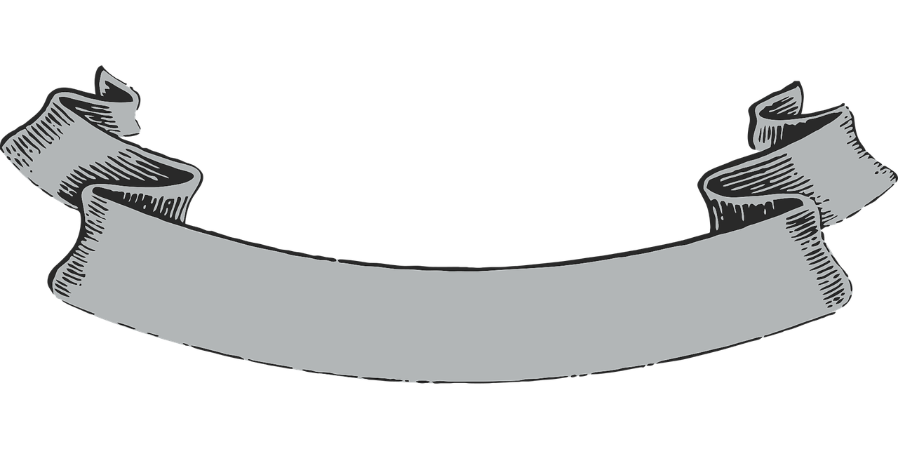 Banner vector black and white png. Free image on pixabay