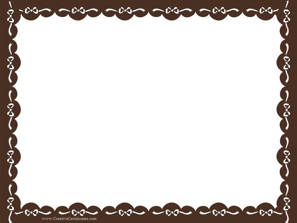 Certificate frame png. Collection of free certificated