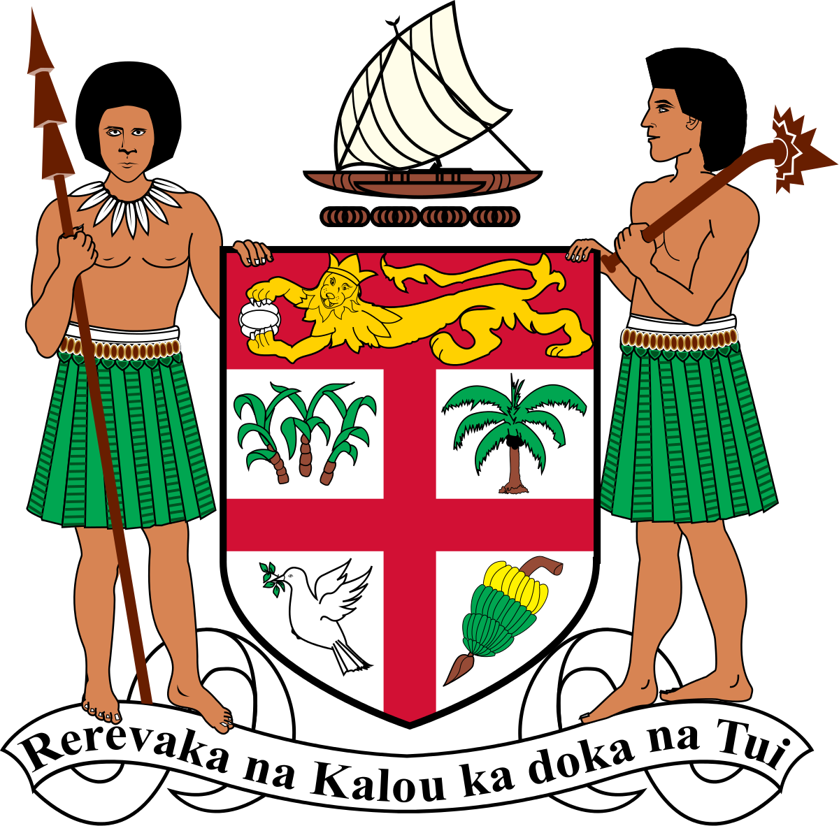 constitution of fiji. Voting clipart republic government