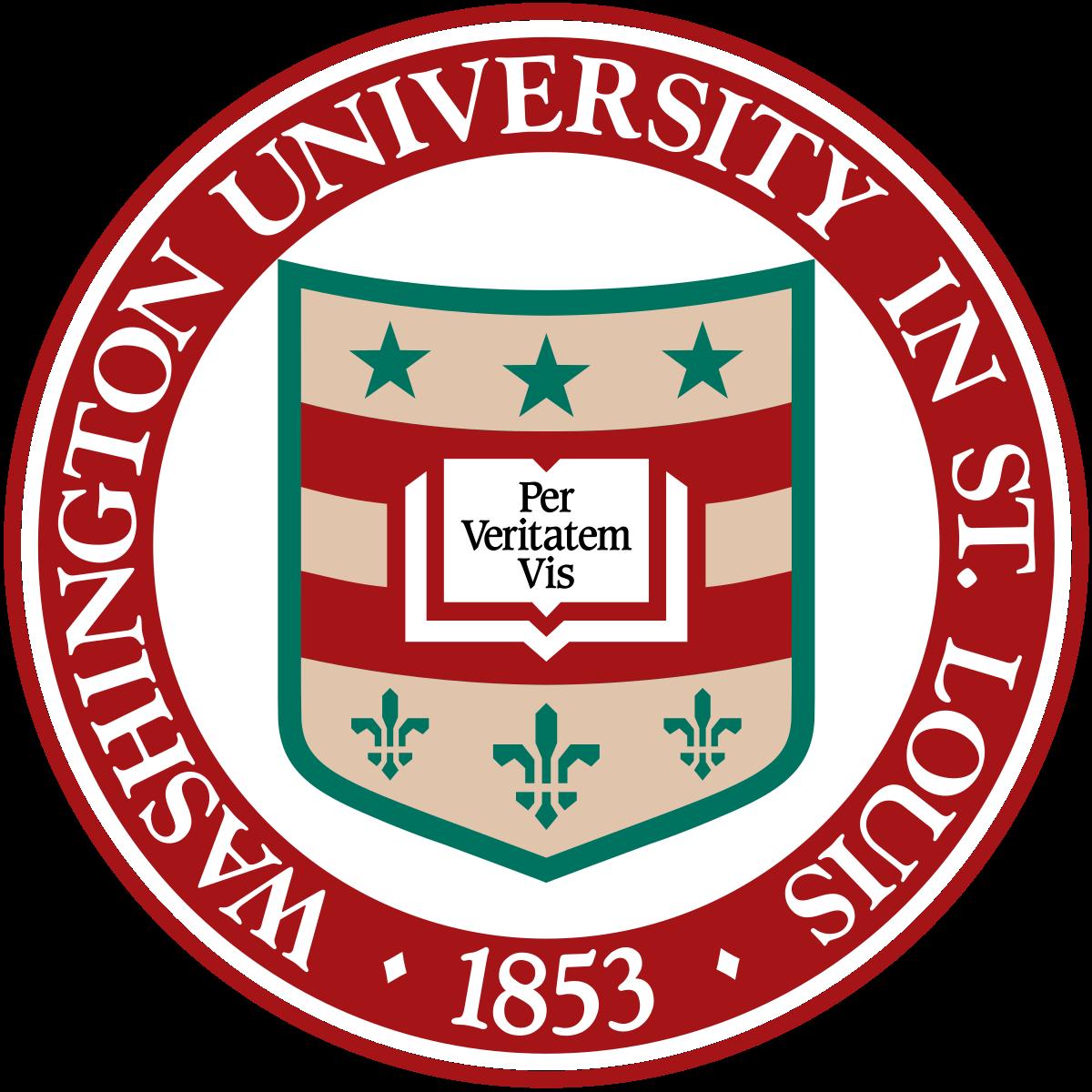 Stamp clipart failure. Washington university in st
