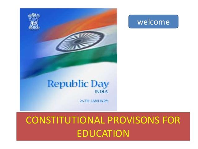 Constitutional provisons for education. Constitution clipart educational attainment