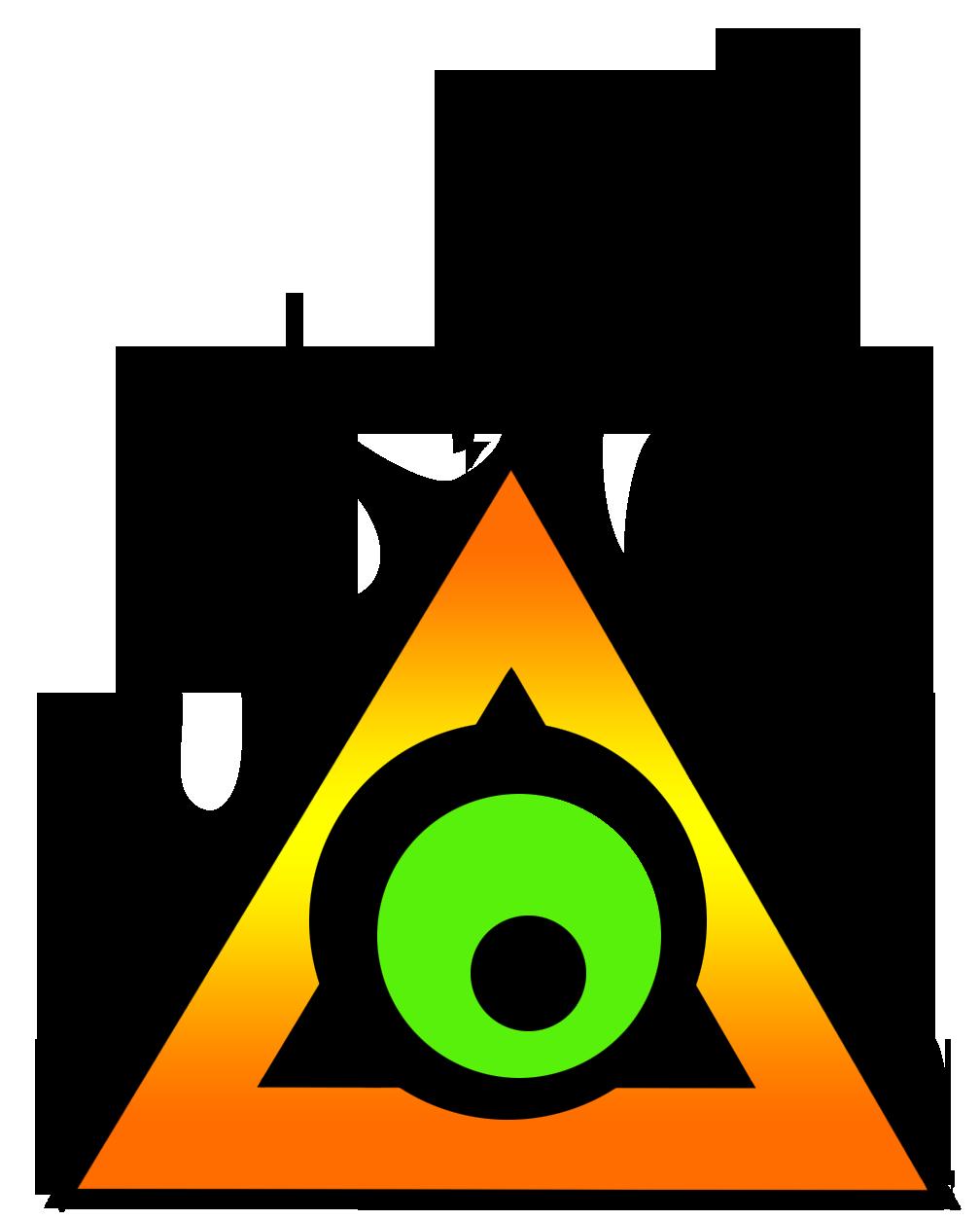 Illuminati vector tattoo eye. Constitution clipart icon
