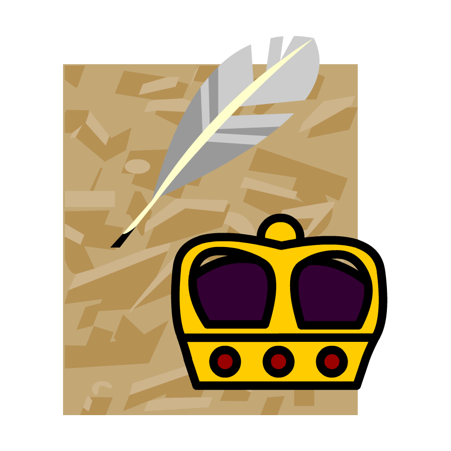 Search results brainpop magna. Constitution clipart icon