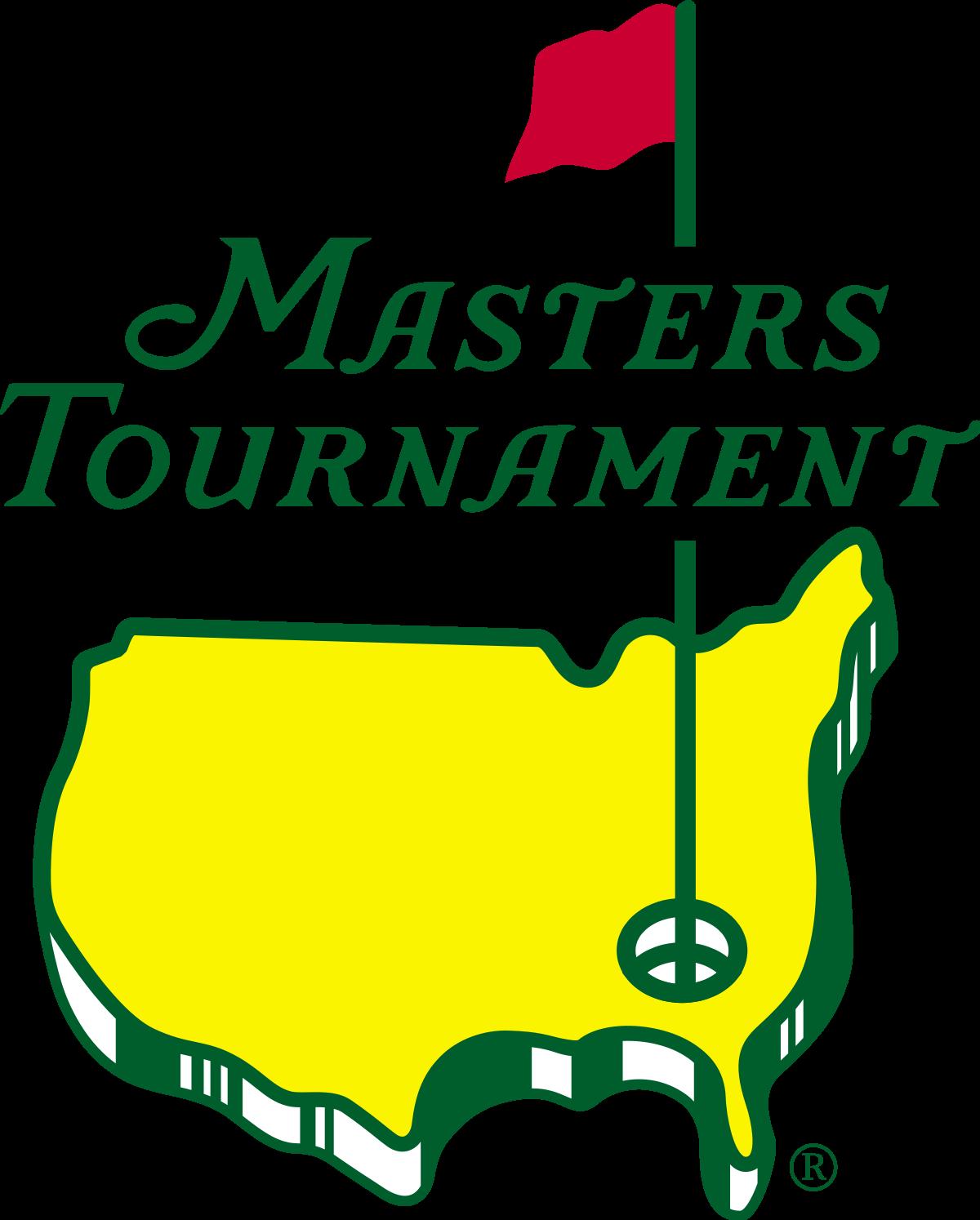 Masters tournament wikipedia . Golfer clipart pitch