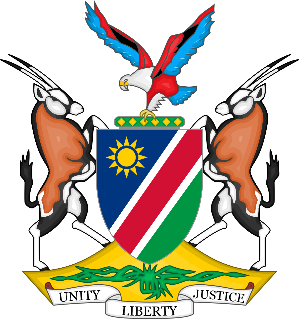 Pastor clipart prime minister. Constitution of namibia wikipedia