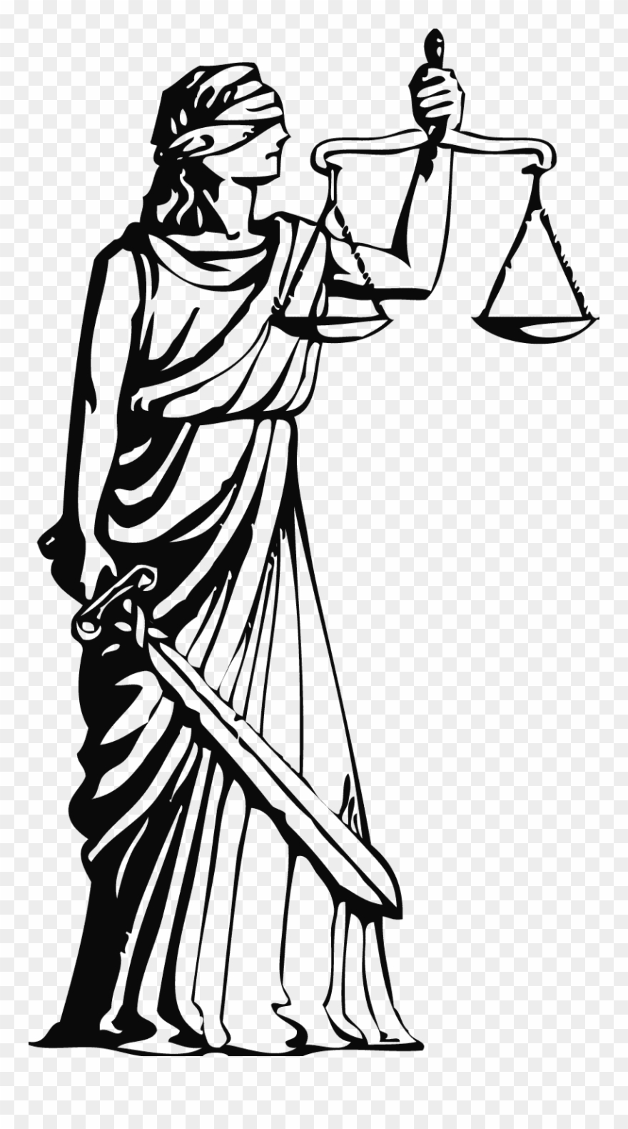 Constitution black and white. Justice clipart constitutional law