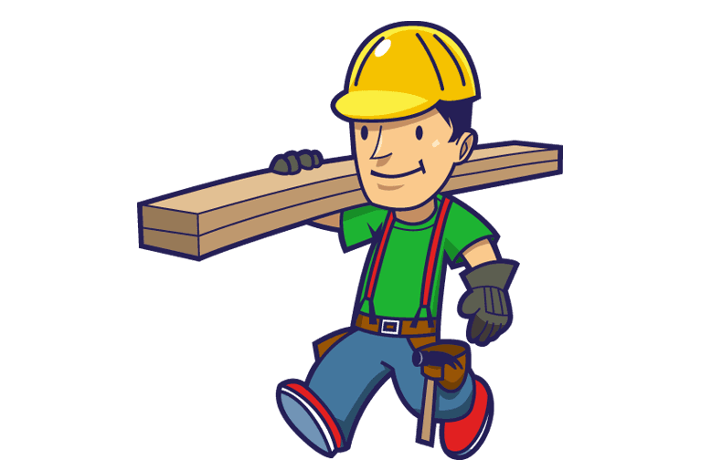 Contractor clipart builder. Building services mudgee gulgong