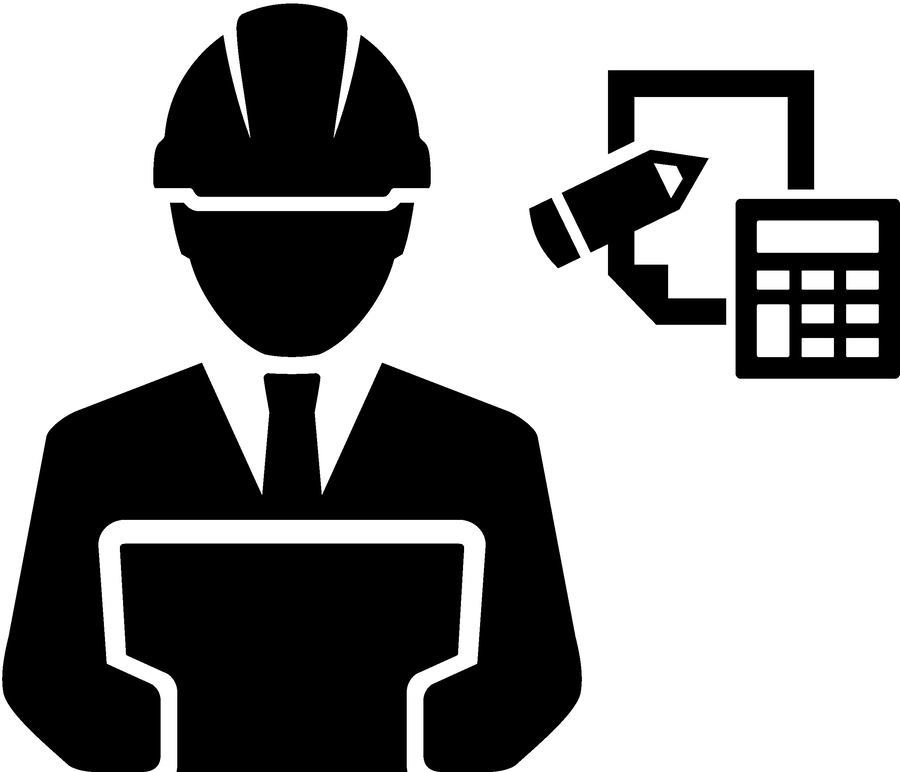 Contractor clipart business. Background construction