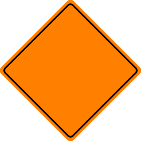 Construction clipart construction sign. Www clker com cliparts