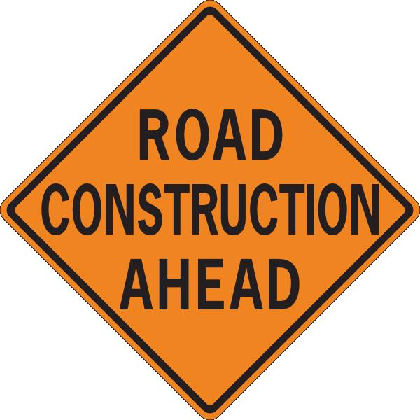 Construction construction zone