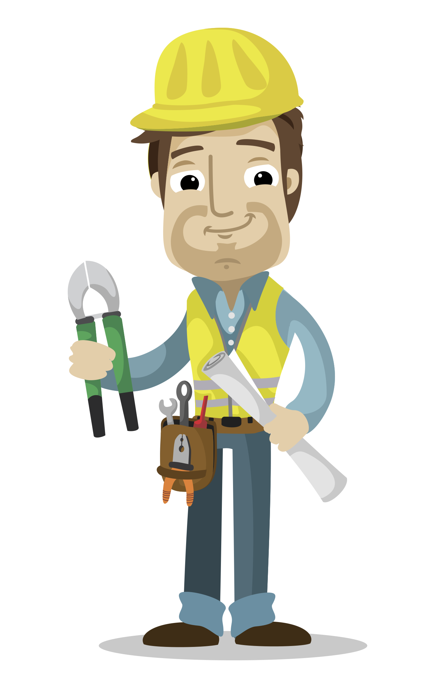 Contractor clipart transparent. Lbc home page green