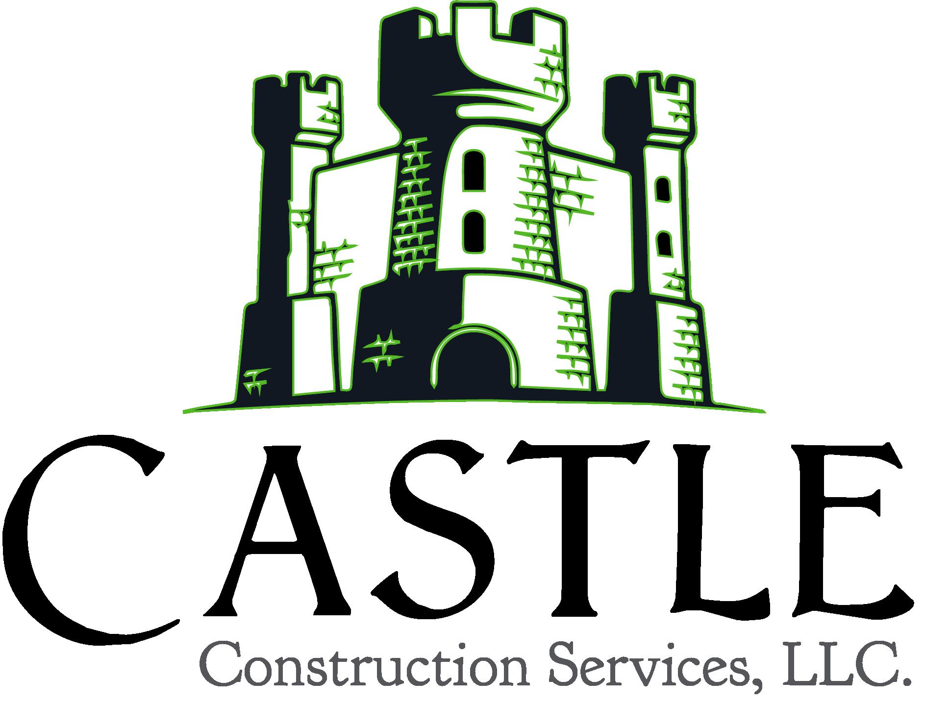 Castle construction services denver. Contractor clipart office renovation