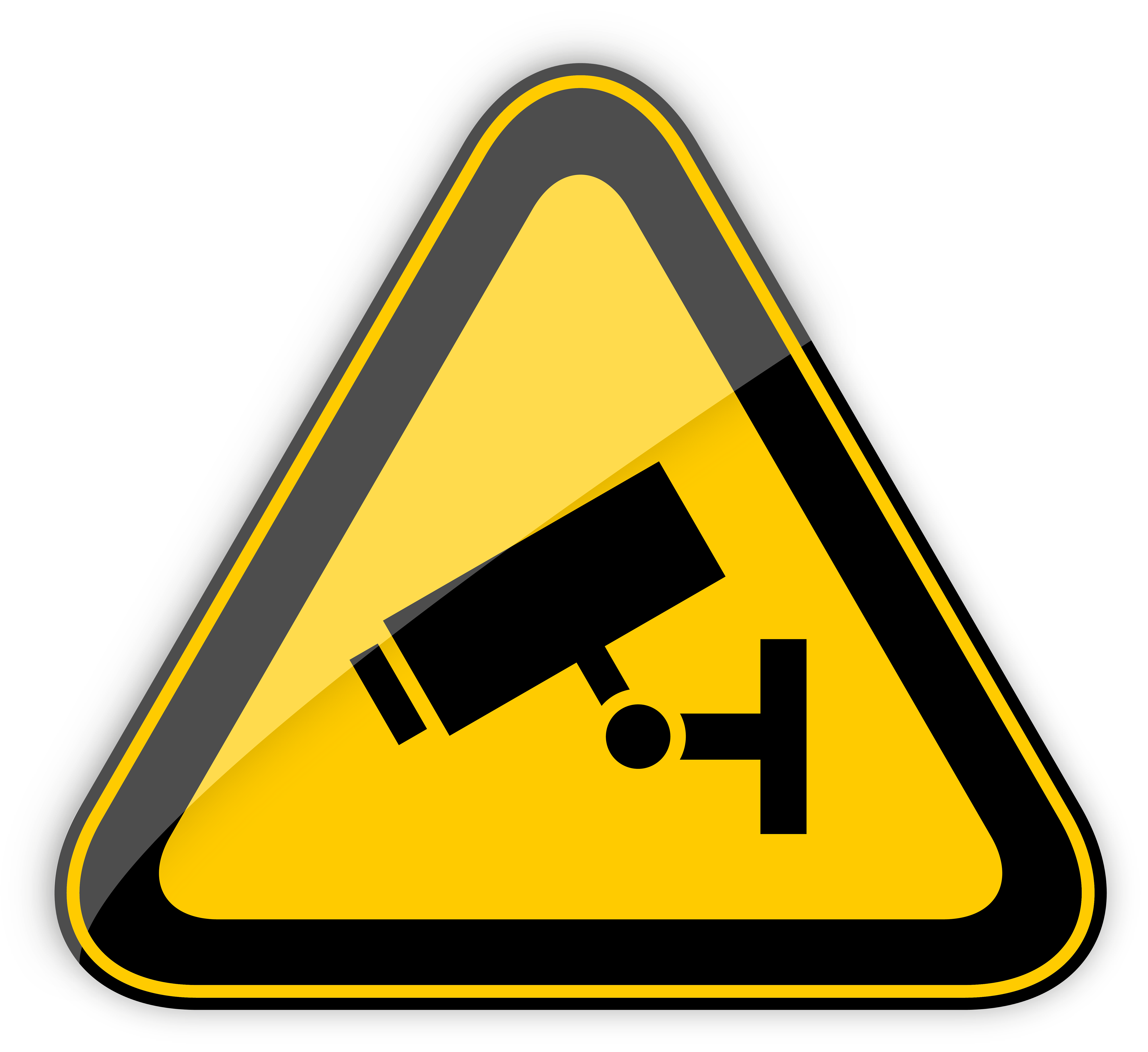 Operation cctv in warning. Nurse clipart operating theatre