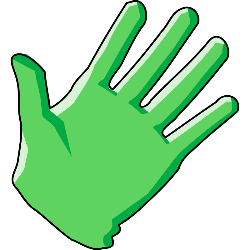 Clip art free panda. Glove clipart tool