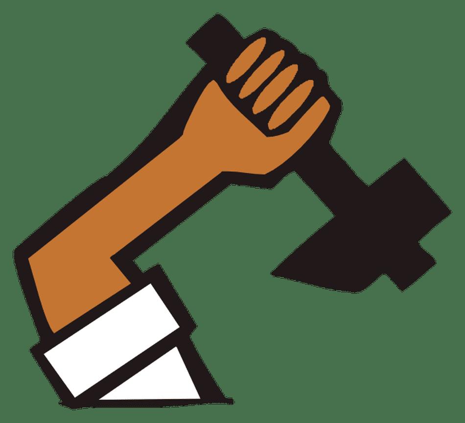 Construction clipart laborer. Free labor day clip