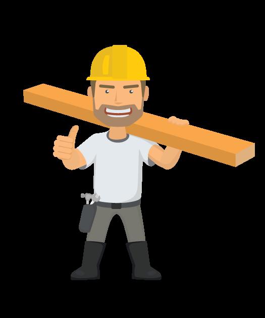 Construction clipart laborer.  smart ways to