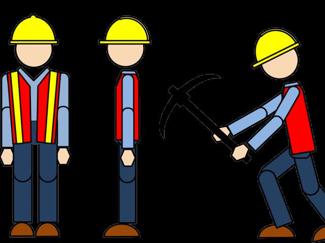 worker huge freebie. Working clipart laborer