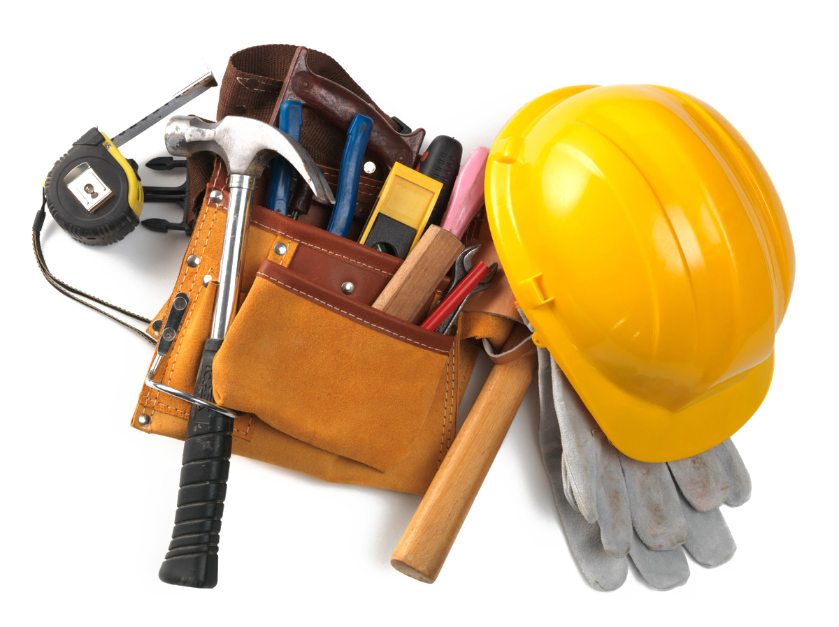 Tool architectural engineering carpenter. Electrician clipart hard hat worker