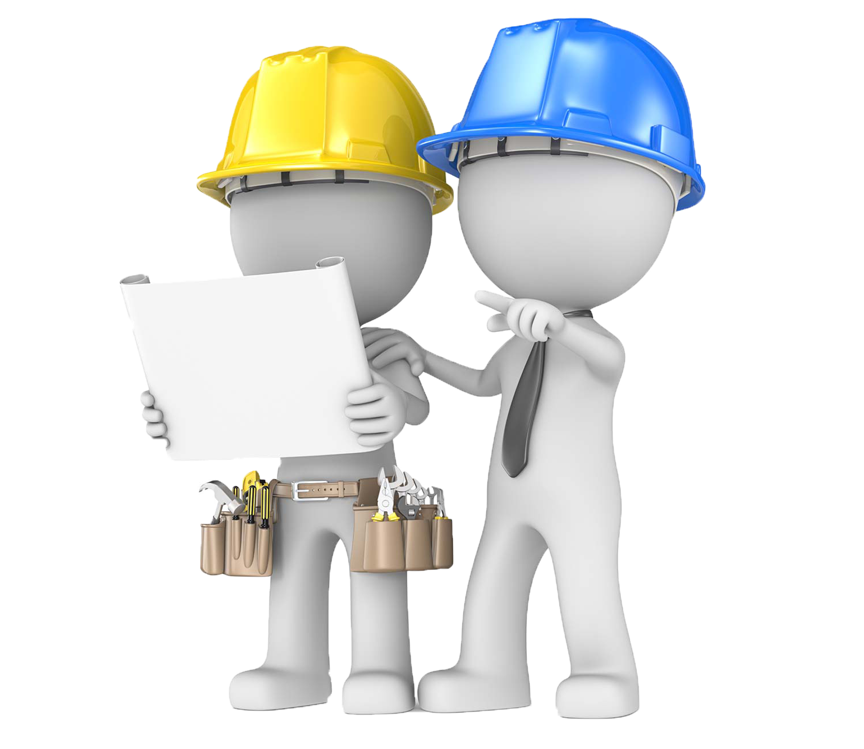Contractor clipart building plan. Stock photography royalty free