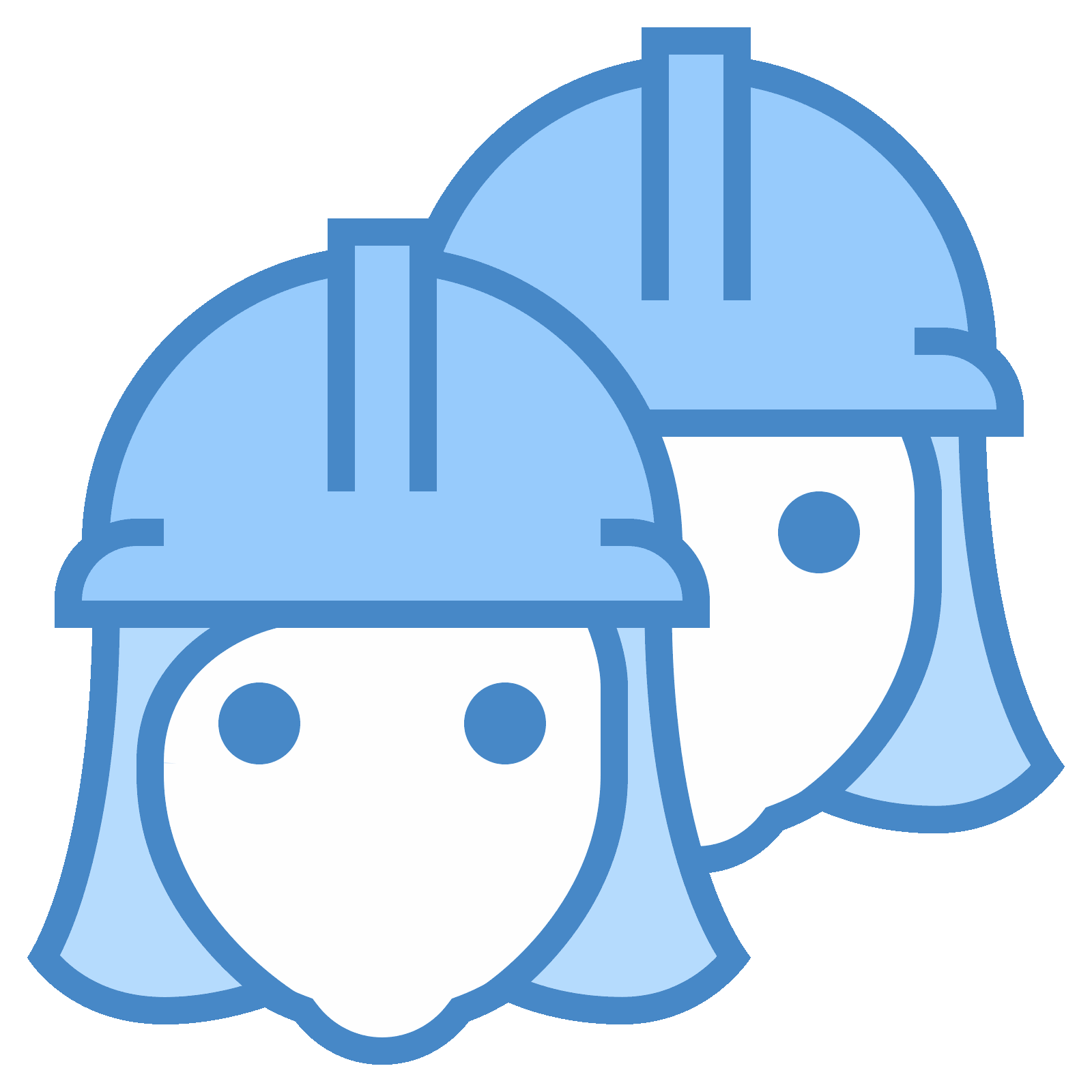 Construction workers icon free. Contractor clipart factory worker