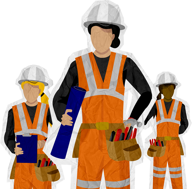 Lady clipart construction. All categories nlcs maths