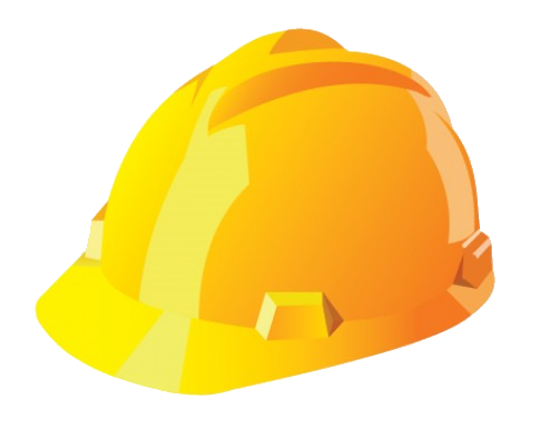 Image under speculative evolution. Construction helmet png