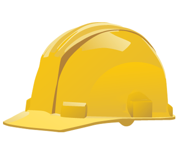 Yellow hard hat transparent. Construction helmet png