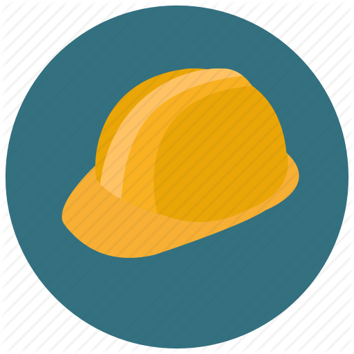 Building and by roundicons. Construction helmet png