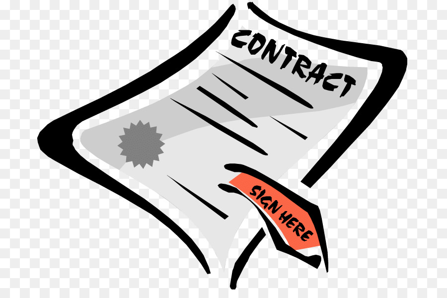 Contract clipart. Management clip art png