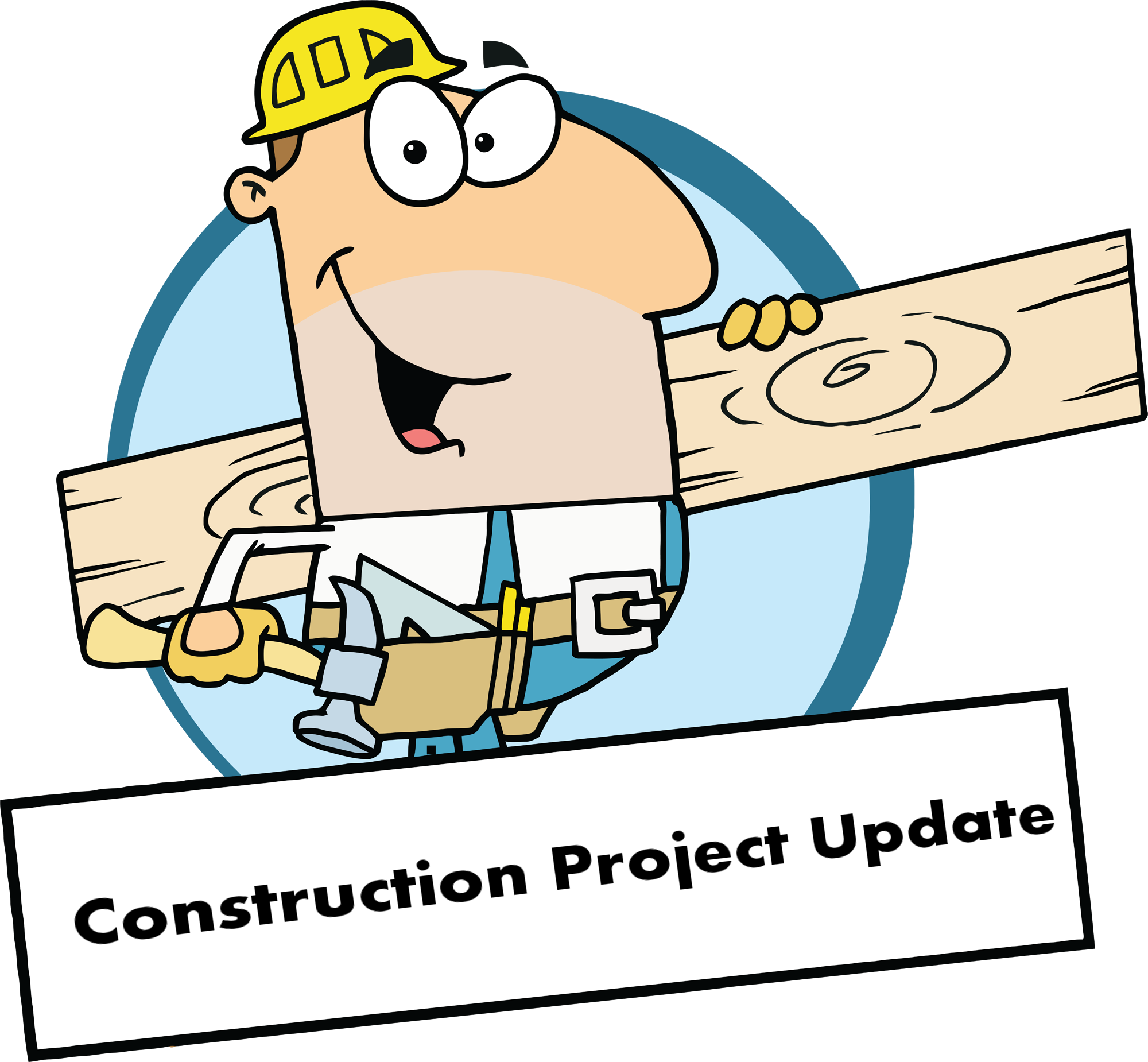 Contractor clipart project coordinator. A time to build
