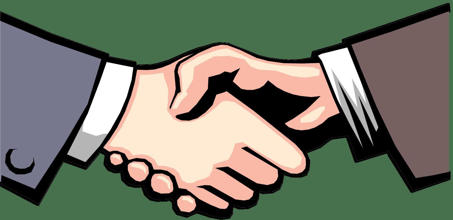 handshake clipart civil law