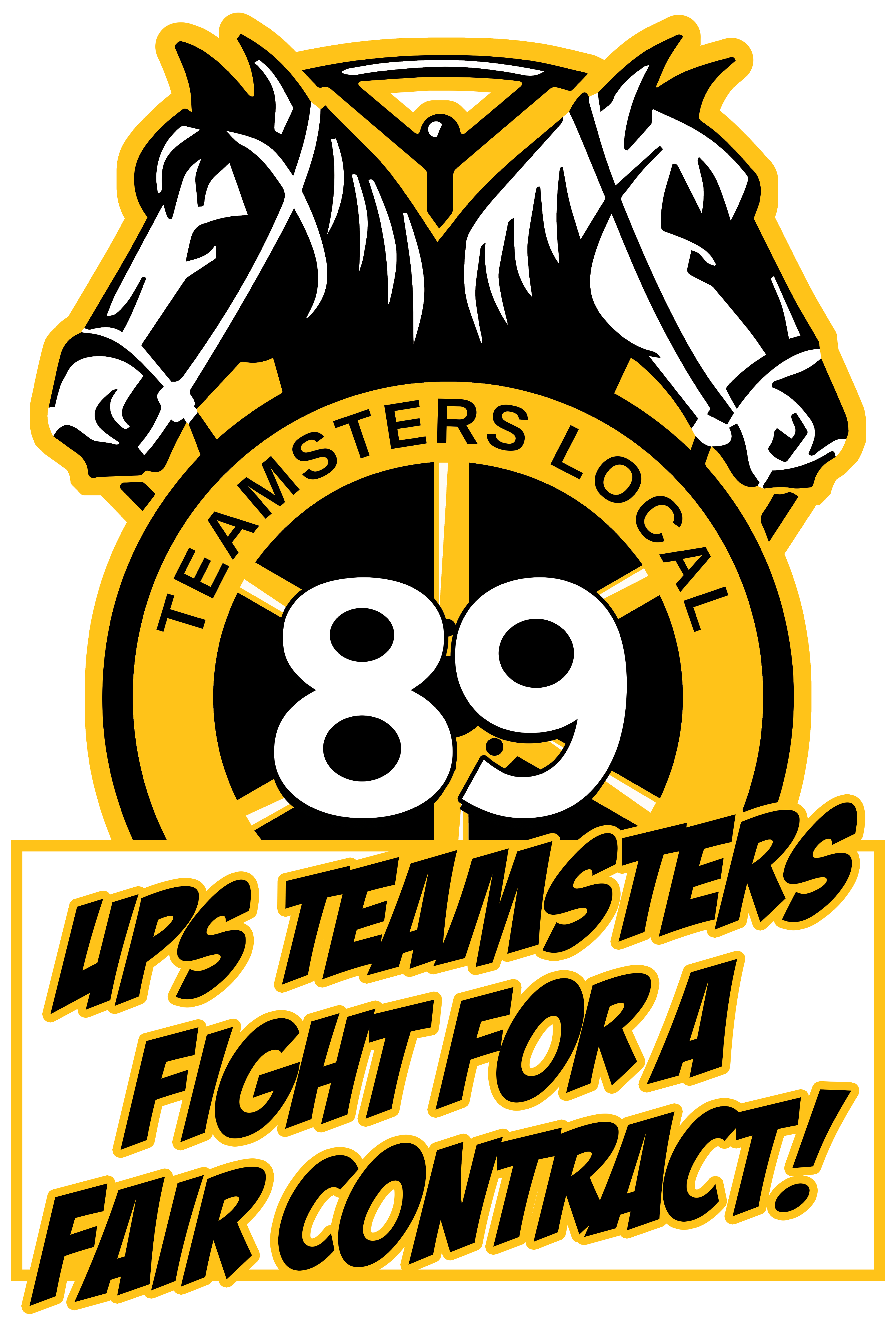 Teamsters local ups contract. Handshake clipart negotiation