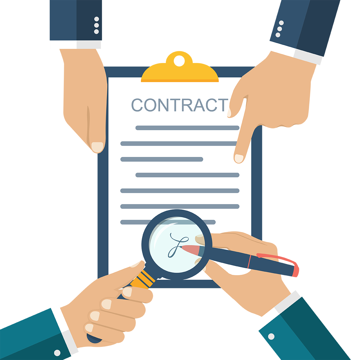 Contract covenant