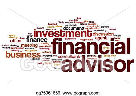 Clip art financial advisor. Discussion clipart adviser