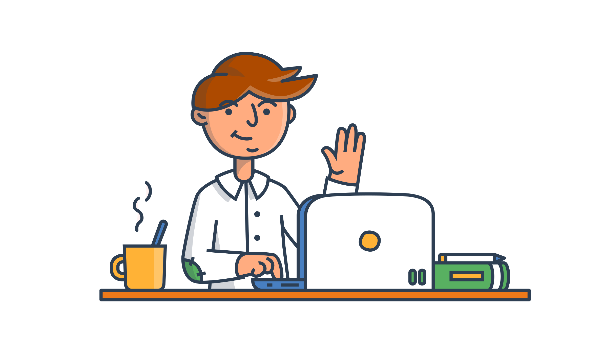 Find your dream remote. Working clipart job