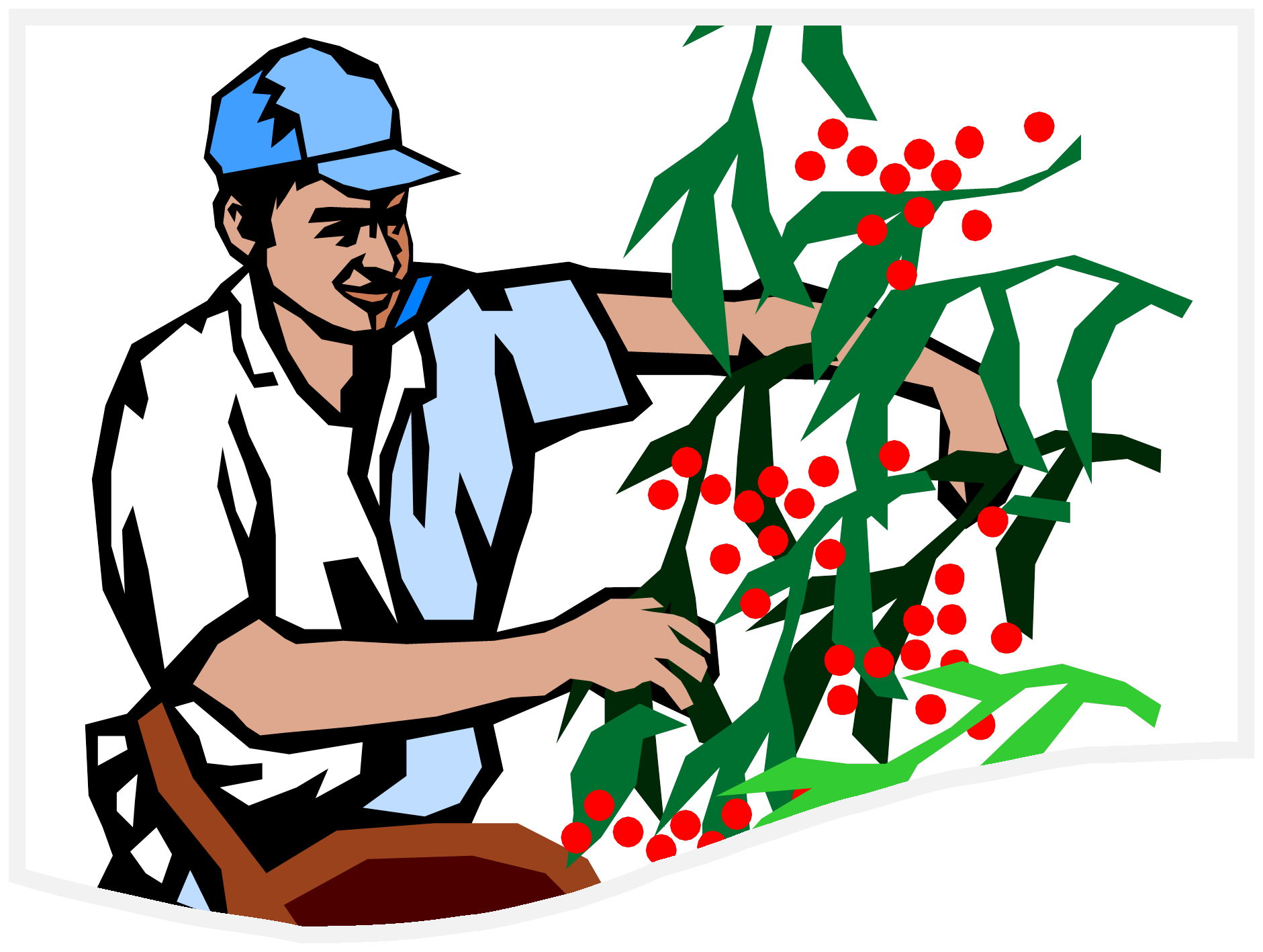 Contractor clipart hispanic person. State of oregon farm